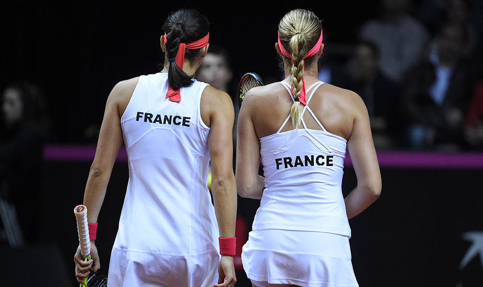Get ready for the 2016 Fed Cup Final between France and Czech Republic
