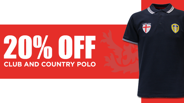 CLUB + COUNTRY: SHOW YOUR SUPPORT