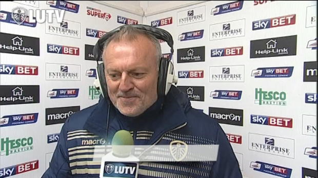 ROTHERHAM: HEAD COACH REACTION