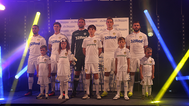GALLERY: 2016/17 HOME KIT LAUNCH