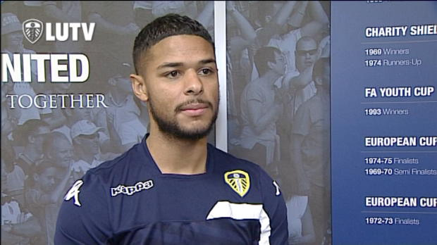 WATCH: LIAM BRIDCUTT FIRST INTERVIEW