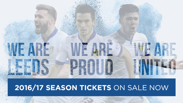 SEASON TICKETS IN DEMAND!