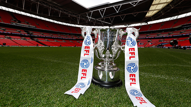 EFL CUP DRAW: BLACKBURN (H)