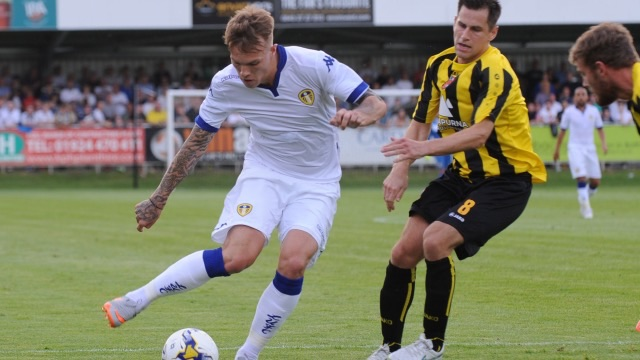LOAN WATCH: ERWIN MAKES BURY DEBUT
