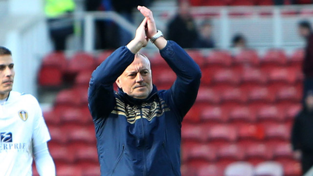 WE'RE ON THE RIGHT TRACK - REDFEARN