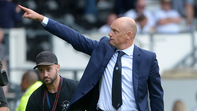 DERBY: A REWARD FOR OUR EFFORTS - UWE