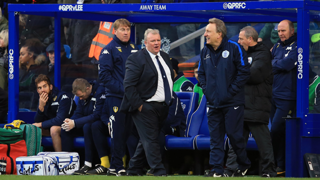 QPR: EVANS VOICES HIS DISAPPOINTMENT