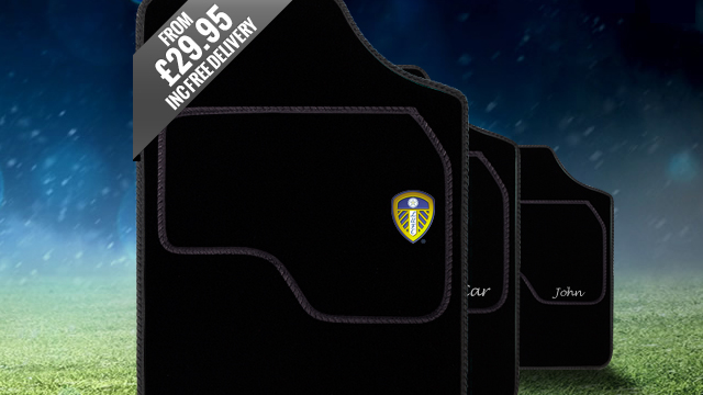 PERSONALISED CAR MATS NOW AVAILABLE!