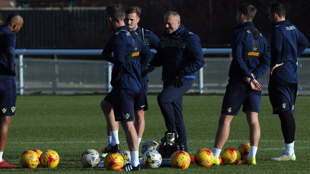 REDFEARN HOPES TO BUILD MOMENTUM