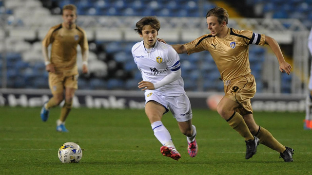 U21S DEFEATED AT ELLAND ROAD