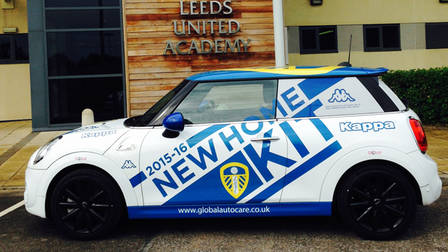 COMPETITION: SPOT THE #LUFCKAPPACAR