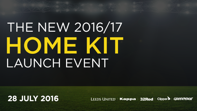 NEW HOME KIT LAUNCHED TONIGHT