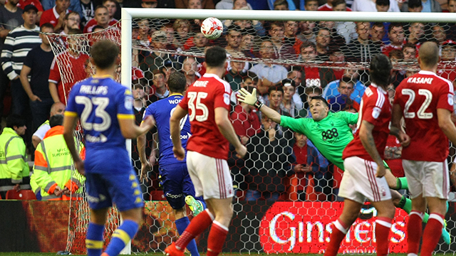 MATCH GALLERY: FOREST 3-1 UNITED