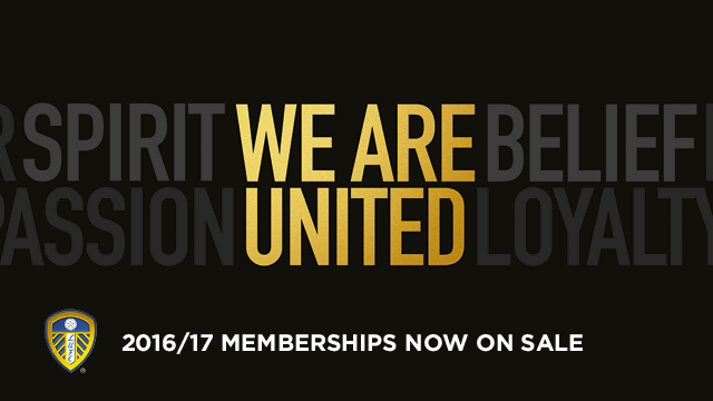 WE ARE UNITED - BECOME A MEMBER!