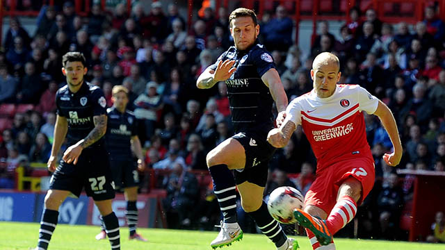 GALLERY: CHARLTON STUN UNITED