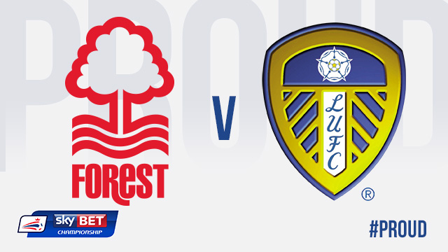 NOTTINGHAM FOREST: LIVE!