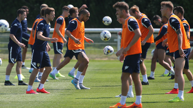 WATCH: PRE-SEASON AT THORP ARCH