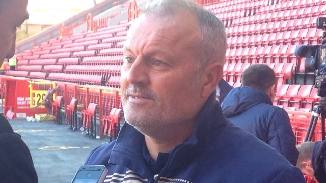REDFEARN FRUSTRATED BY CHARLTON LOSS