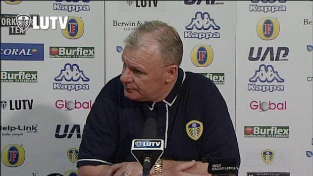 WATCH: PRE CHARLTON PRESS CONFERENCE