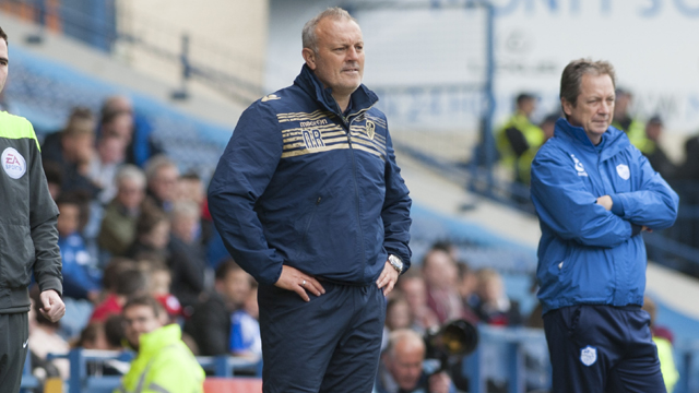 WE GOT IT SPOT ON - REDFEARN