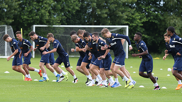 IN PICTURES: PRE-SEASON BEGINS!