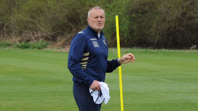 REDFEARN EXPECTS TOUGH ADDICKS TEST