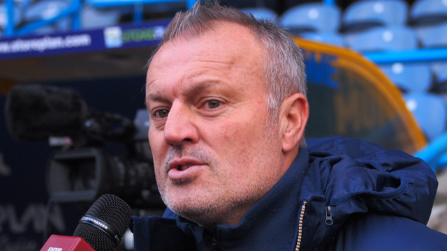 TOUGH DERBY WIN PLEASES REDFEARN