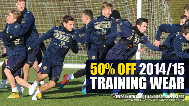 TRAININGWEAR NOW 50% OFF
