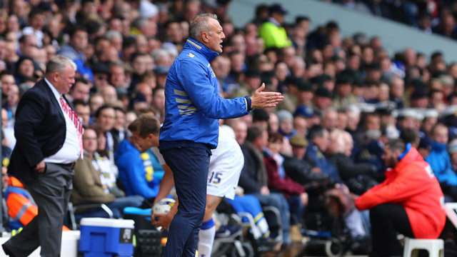 TYPICAL END OF SEASON GAME - REDFEARN