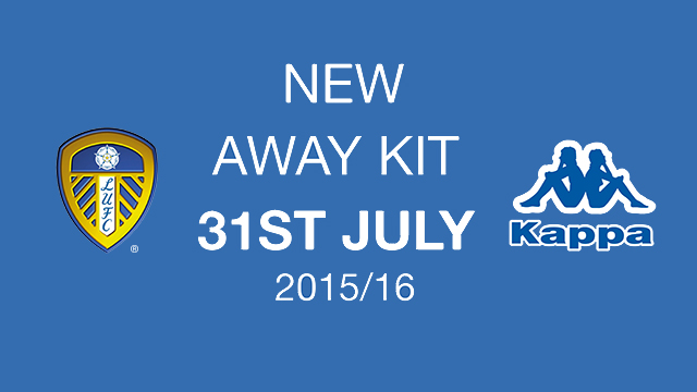 NEW AWAY KIT LAUNCHED FRIDAY