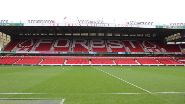 MATCHDAY: NOTTINGHAM FOREST - LIVE!