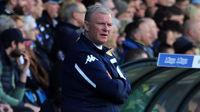 CHARLTON: EVANS ADMITS DISAPPOINTMENT