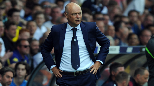 DERBY: UWE CALLS FOR 'NO FEAR'