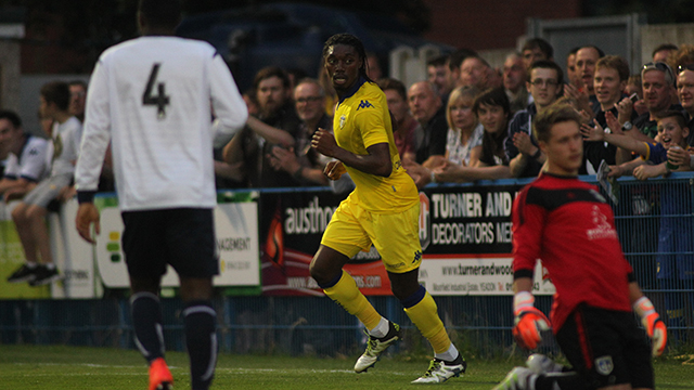 REPORT: UNITED COMEBACK SINKS GUISELEY
