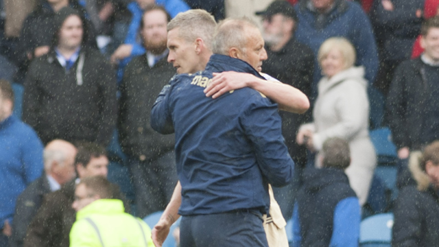 REDFEARN GLAD TO REWARD THE FANS
