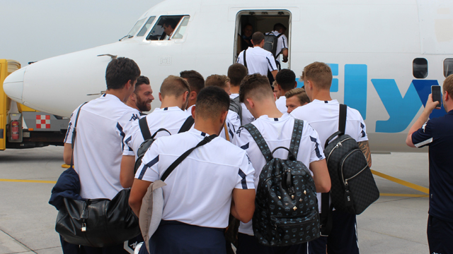 PRE-SEASON GALLERY: UNITED ON TOUR