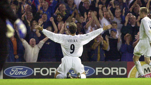 ON THIS DAY: VIDUKA SIGNS UP