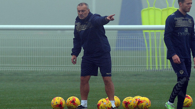 GALLERY: BLACKBURN PREPARATIONS