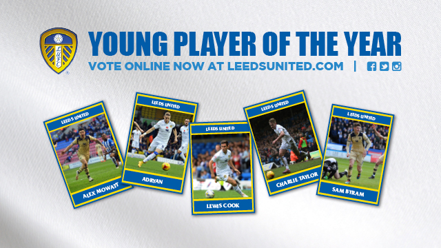 YOUNG PLAYER OF THE YEAR: VOTE NOW
