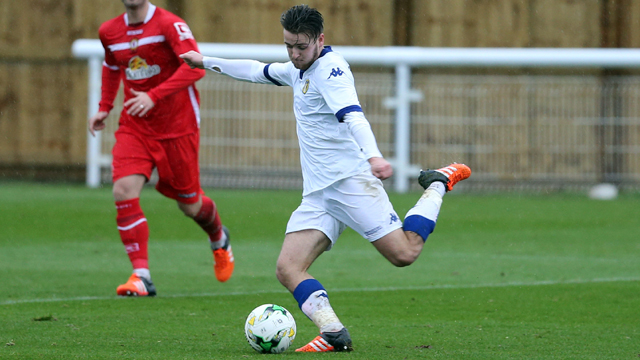 U21S GALLERY: UNITED 0-2 CREWE