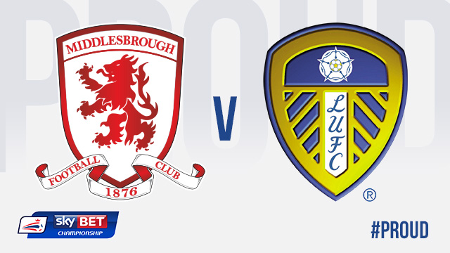MIDDLESBROUGH: TICKET DETAILS