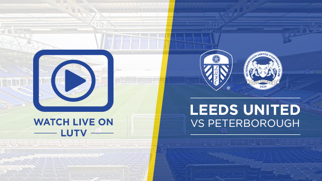 MATCHDAY: PETERBOROUGH - LIVE!