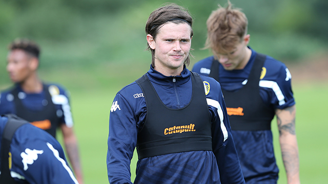 ANTONSSON DELIGHTED WITH UNITED MOVE