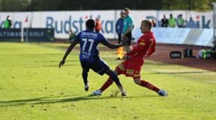Malaury Martin mot Stabæk