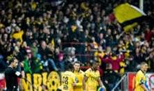 Bassel Jradi jubler etter scoring mot Vålerenga