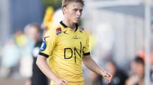 Jørgen Kolstad mot Sarpsborg 08
