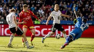 Marius Amundsen mot Rosenborg