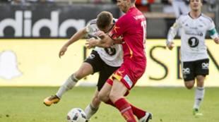 Frode Kippe mot Rosenborg