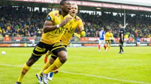 Fred Friday mot Vålerenga
