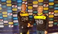 Arne Erlandsen og Torgeir Bjarmann